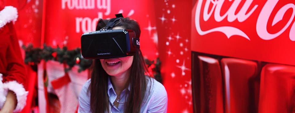 Coca Cola VR Event
